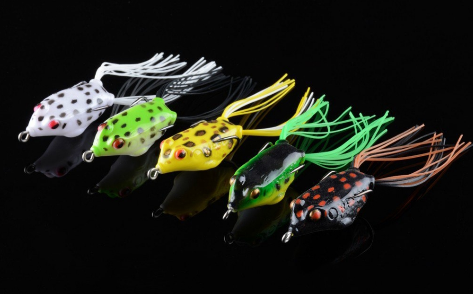 soft plastic lures