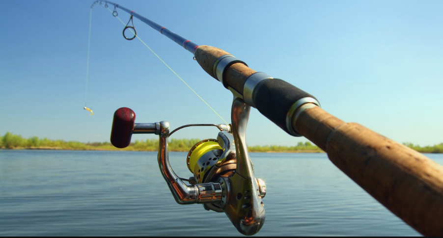telescopic fishing rods