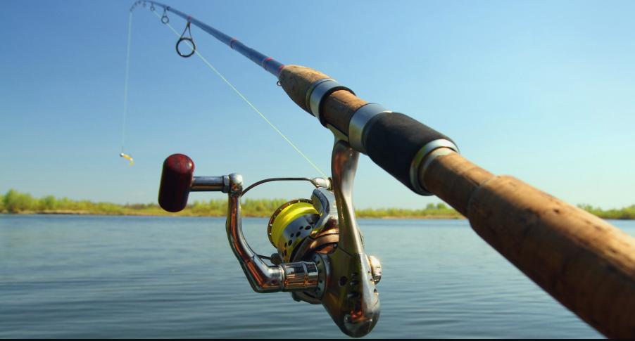 telescopic fishing rods